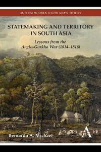 Statemaking and Territory in South Asia