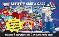 Rescue Bots Activity Carry Case