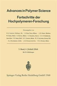 Advances in Polymer Science / Fortschritte der Hochpolymeren-Forschung