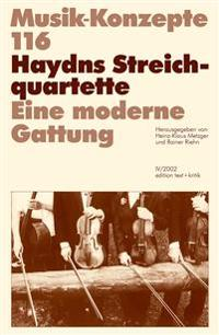 Haydns Streichquartette