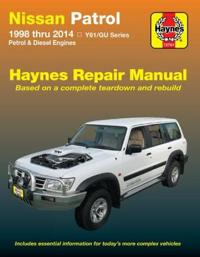 Nissan patrol automotive repair manual - 1998-2014