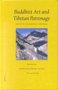 Buddhist Art and Tibetan Patronage