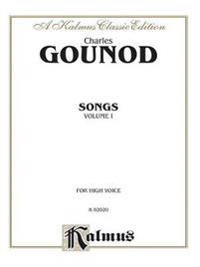 Songs, Vol 1: High Voice (French Language Edition)
