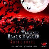 Ward, J: Black Dagger 13/Racheengel/4 CDs