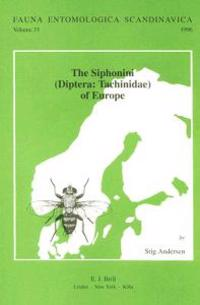 The Siphonini - Diptera-Tachinidae - Of Europe