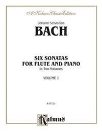 Six Sonatas, Vol 1: Bwv 1030-1032