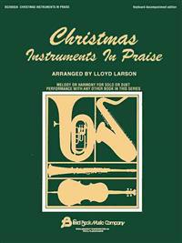 Christmas Instruments in Praise: Keyboard Accompaniment