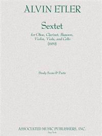 Sextet OB/Bn/Vn/Va/VC Parts 1959