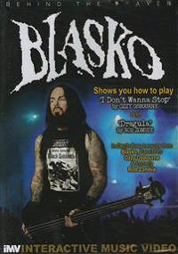 Behind the Player -- Blasko: DVD
