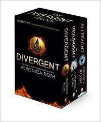 Divergent Trilogy boxed Set