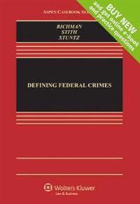 Defining Federal Crimes