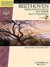 Beethoven Piano Sonata No. 23 in F Minor, Opus 57 Appassionata
