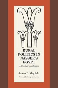 Rural Politics in Nasser's Egypt