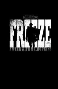 Freeze: A Week with Mr. Hopkins (Vengeance Cover)