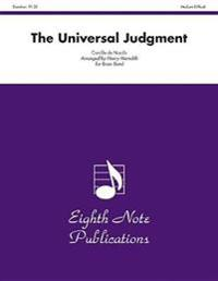 The Universal Judgment: Conductor Score & Parts