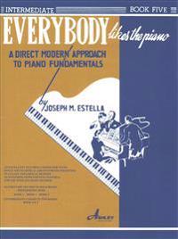Everybody Likes The Piano