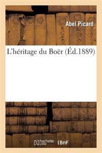 L'Heritage Du Boer