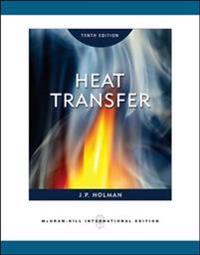 Heat transfer (intl ed)