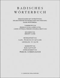 Badisches Wörterbuch, BAND IV, Lieferung 72/73: Schälets - Scheuer