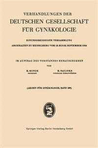 Einunddreissigste Versammlung Abgehalten Zu Heidelberg Vom 18. Bis 22. September 1956