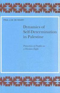 Dynamics of Self-Determination in Palestine