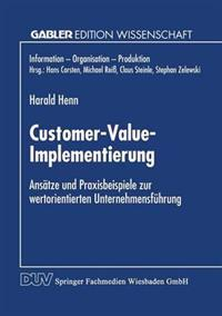 Customer-Value-Implementierung