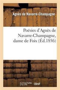 Poesies D'Agnes de Navarre-Champagne, Dame de Foix