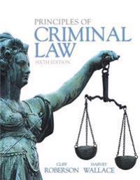 Principles of Criminal Law