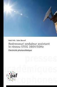 Redresseur/ Onduleur Assistant Le R�seau Steg 380v/50hz
