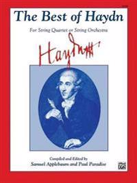 The Best of Haydn: String Bass