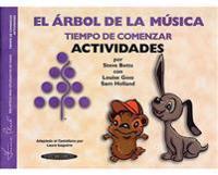 El Arbol de la Musica Tiempo de Comenzar Actividades