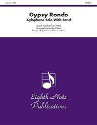 Gypsy Rondo: Solo Xylophone and Concert Band, Conductor Score & Parts