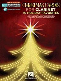 Christmas Carols for Clarinet
