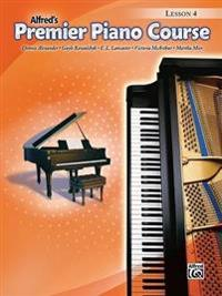 Premier Piano Course Lesson Book, Bk 4