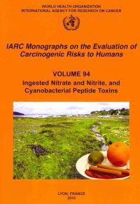 Ingested Nitrate and Nitrites and Cyanobacterial Peptide Toxins