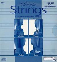 Strictly Strings, Book 2: Accompaniment
