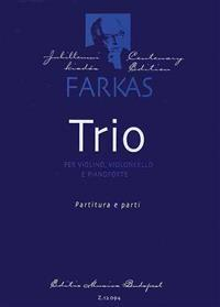 Trio: Violin, Violoncello and Piano
