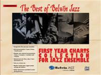 First Year Charts Collection for Jazz Ensemble: Complete Set, 20 Student Books & Score