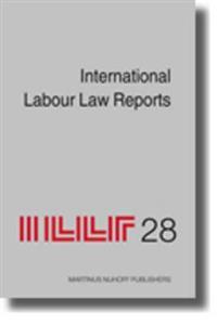 International Labour Law Reports, Volume 28