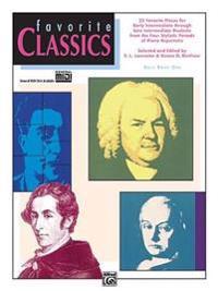 Favorite Classics, Bk 1: Solo