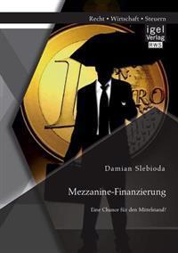 Mezzanine-Finanzierung