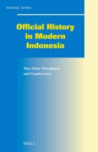 Official History In Modern Indonesia