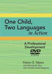 One Child, Two Languages in Action