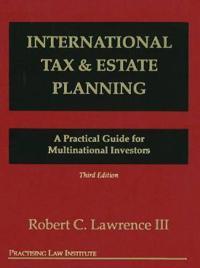 International Tax & Estate Planning