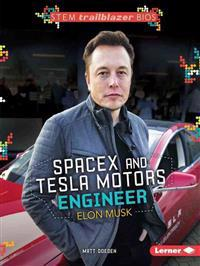 Spacex and Tesla Motors Engineer Elon Musk