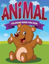 Animal Coloring Book Kids