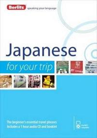 Berlitz Japanese for Your Trip