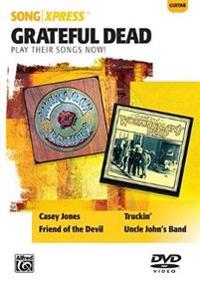 Songxpress -- Grateful Dead: DVD