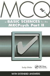 Mcqs in Basic Sciences for the Mrcpsych