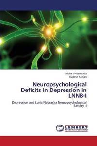 Neuropsychological Deficits in Depression in Lnnb-I